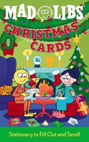 Christmas Cards Mad Libs (Fun Cards to Fill Out and Send) by P. Sean O'Kane, 9780593222096