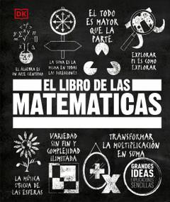 El libro de las matemáticas by DK, 9780744025668