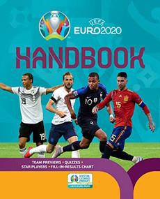 Euro 2020 Kids' Handbook by Pettman Kevin, 9781783125432