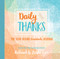 Daily Thanks (The Year-Round Gratitude Journal) by Linda Eyre, Richard Eyre, 9781641703185