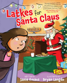 Latkes for Santa Claus by Janie Emaus, Bryan Langdo, 9781510759886