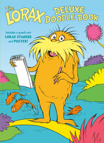 The Lorax Deluxe Doodle Book by Random House, 9780593307328