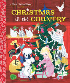 Christmas in the Country by Barbara Collyer, John R. Foley, Retta Worcester, 9780593119952