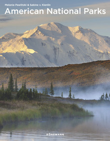 American National Parks by Melanie Pawlitzki, 9783741925252