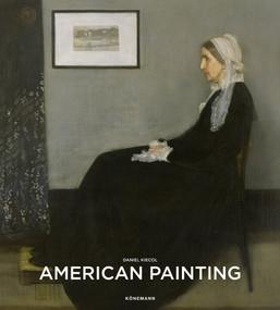American Painting by Daniel Kiecol, 9783741923876