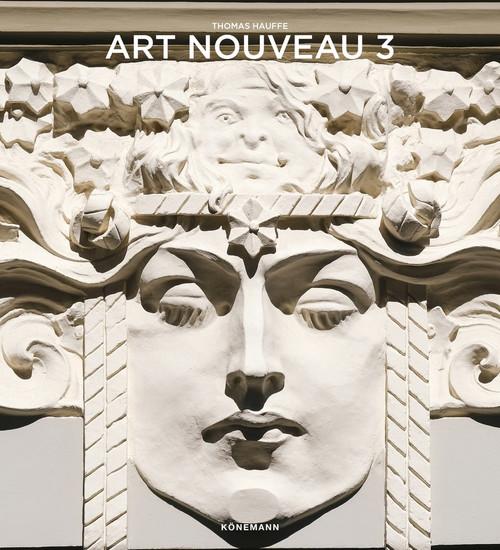 Art Nouveau 3 by Thomas Hauffe, 9783741929335