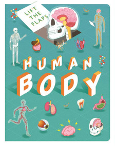 Lift The Flaps: Human Body by IglooBooks, 9781800228511