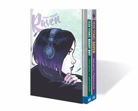 Teen Titans: Raven and Beast Boy HC Box Set by Kami Garcia, Gabriel Picolo, 9781779507068
