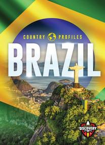 Brazil - 9781626176768 by Marty Gitlin, 9781626176768