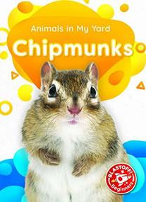 Chipmunks - 9781681037936 by Christina Leaf, 9781681037936