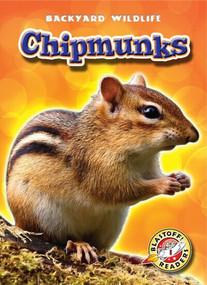 Chipmunks - 9781600144387 by Derek Zobel, 9781600144387