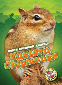 Eastern Chipmunks by Chris Bowman, 9781626173354