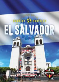 El Salvador by Chris Bowman, 9781644871669