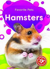 Hamsters - 9781681038032 by Derek Zobel, 9781681038032