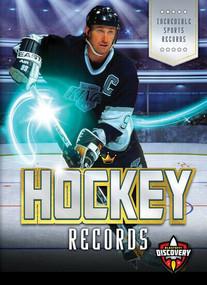 Hockey Records - 9781626177840 by Allan Morey, 9781626177840