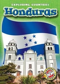 Honduras by Ellen Frazel, 9781600148606