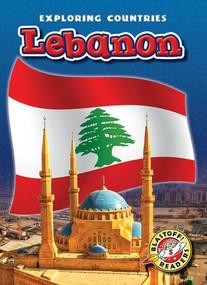Lebanon - 9781626171763 by Lisa Owings, 9781626171763