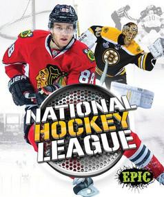 National Hockey League by David Rausch, 9781626171374