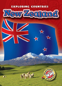 New Zealand - 9781600148620 by Ellen Frazel, 9781600148620