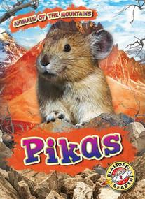 Pikas by Lindsay Shaffer, 9781644870167