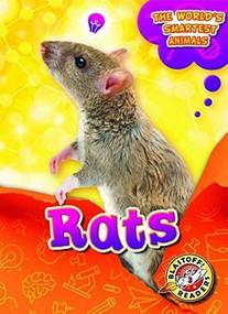 Rats by Joanne Mattern, 9781644872420