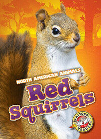 Red Squirrels by Chris Bowman, 9781626173361