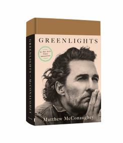 Greenlights by Matthew McConaughey, 9780593139134