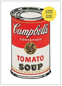 Andy Warhol Shaped Portfolio Notecards by Galison, Andy Warhol, 9780735349735
