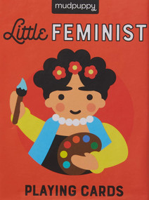 Little Feminist Playing Cards (Miniature Edition) by Galison, Lydia Ortiz, 9780735353831