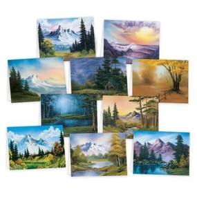 Bob Ross Notecards by Bob Ross, 9780762491704
