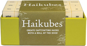 Haikubes (Miniature Edition) by Forrest-Pruzan Creative, 9780811869386
