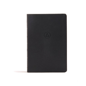 CSB Foundations New Testament, Black LeatherTouch by CSB Bibles by Holman, Robby Gallaty, 9781535990455