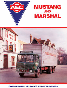 The AEC Mustang and Marshal by Graham Edge, 9781902356082