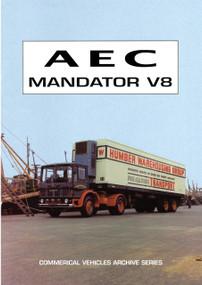 AEC Mandator: Volume 8 by Graham Edge, 9781910456330