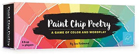 Paint Chip Poetry (A Game of Color and Wordplay) by Lea Redmond, 9781452158808