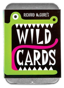 Richard McGuire's Wild Cards (Miniature Edition) by Richard McGuire, 9781452164465