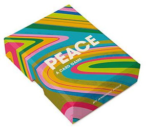 Peace: A Card Game (Miniature Edition) by Andrew Kolb, 9781452167633
