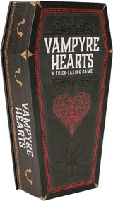 Vampyre Hearts (A Trick-Taking Game (Halloween Gifts, Party Games, Spooky Games)) (Miniature Edition) by Forrest-Pruzan Creative, 9781452168418