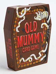 Old Mummy Card Game ((Spooky Mummy and Monster Playing Cards, Halloween Old Maid Card Game)) (Miniature Edition) by Abigail Samoun, Archana Sreenivasan, 9781452174860