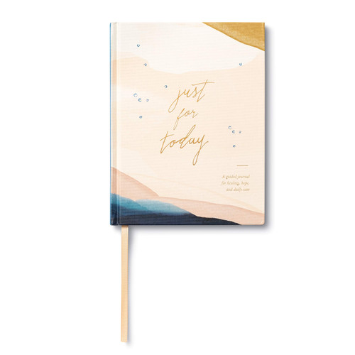 Guided Journal - Just For Today - 9781946873897 by Amelia Riedler, 9781946873897