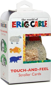 The World of Eric Carle(TM) Touch-and-Feel Stroller Cards (Miniature Edition) by Chronicle Books, 9780811869591