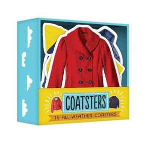 Coatsters: 15 All-Weather Coasters by Chronicle Books, 9781452151953