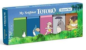 My Neighbor Totoro Erasers (Miniature Edition) by Studio Ghibli, 9781452179568