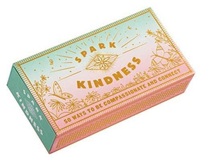 Spark Kindness (50 Ways to Be Compassionate and Connect (Inspirational Affirmations for Being Kind, Matchbox with Kindness Prompts)) (Miniature Edition) by Chronicle Books, 9781452182964