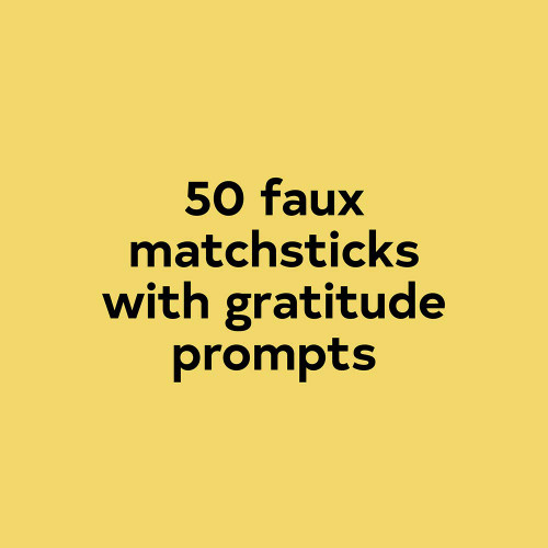 Spark Gratitude (50 Ways to Appreciate Every Day) by Chronicle Books, 9781452182988