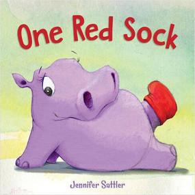 One Red Sock - 9781534111219 by Jennifer Sattler, Jennifer Sattler, 9781534111219