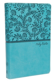 KJV, Deluxe Gift Bible, Leathersoft, Teal, Red Letter, Comfort Print (Holy Bible, King James Version) - 9780718097882 by Thomas Nelson, 9780718097882