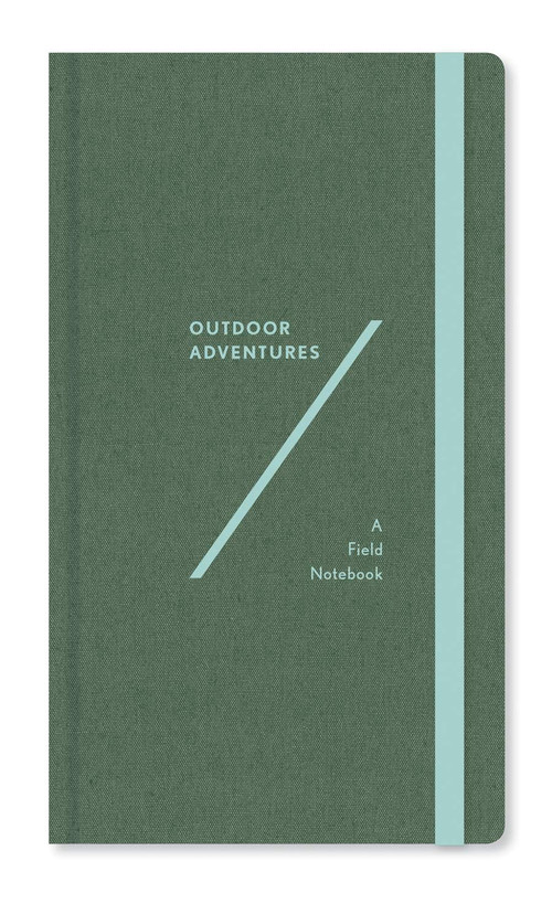 Outdoor Adventures (A Field Notebook) by Abrams Noterie, 9781419733901