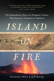 Island on Fire by Alexandra Witze, 9781605986746