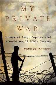 My Private War by Norman Bussel, 9781605980157